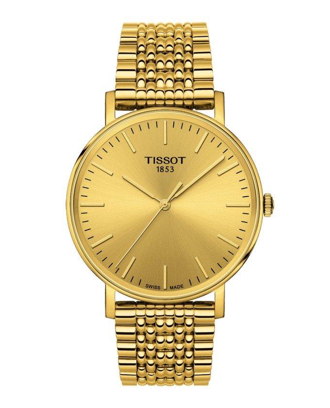 выбрать часы tissot everytime правило, сильному полу