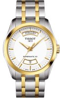 TISSOT T035.407.22.011.01 (T0354072201101) T-Trend Couturier Automatic Powermatic 80