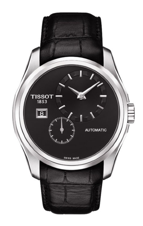 TISSOT T035.428.16.051.00 (T0354281605100) T-Trend Couturier Automatic Small Second