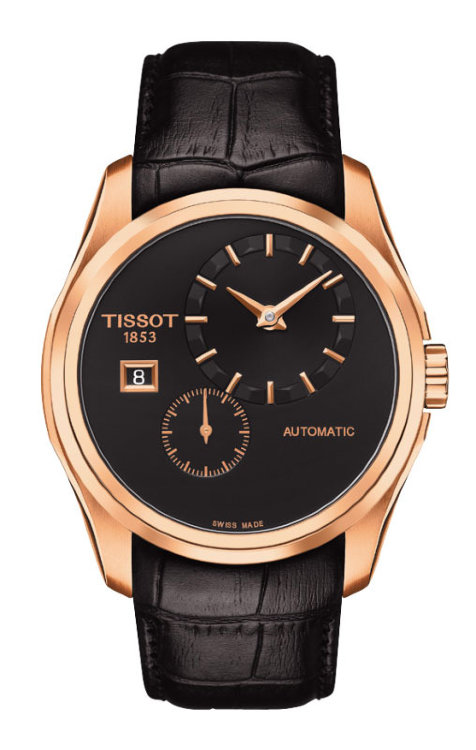 TISSOT T035.428.36.051.00 (T0354283605100) T-Trend Couturier Automatic Small Second