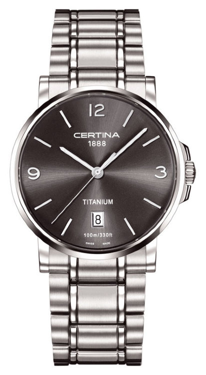 CERTINA C017.410.44.087.00 (C0174104408700) DS Caimano