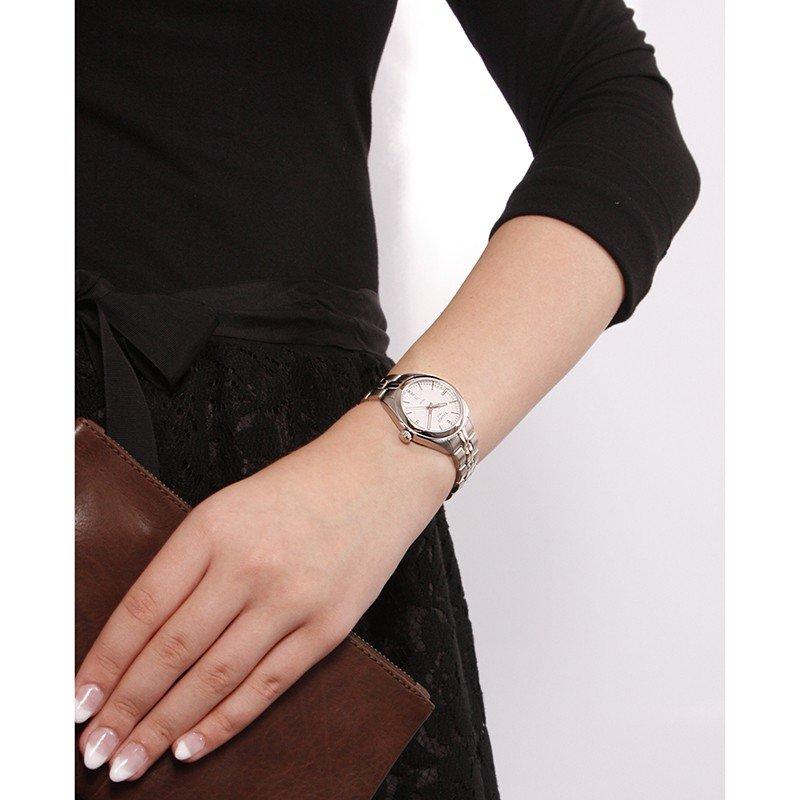 Tissot женские кварцевые наручные часы, торг.